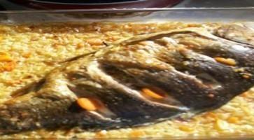 Šaran u pirinču