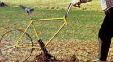 Bicikl u kultivator naš izum, svetski brend